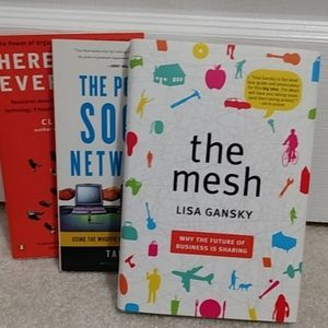 [3-pack] Business/Innovative book reads